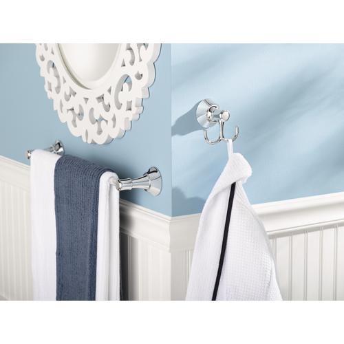 "Product Image - Ashville Chrome 24"" towel bar"