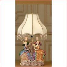 "Lamp February 30"" H"