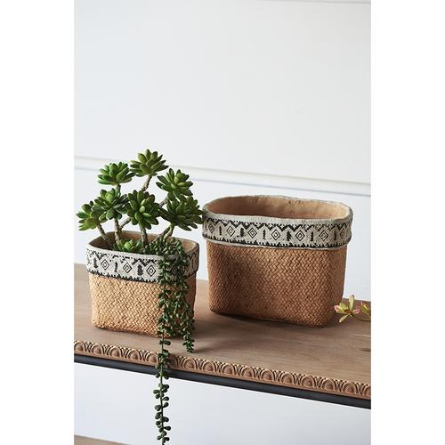 A & B Home - S/2 Planter