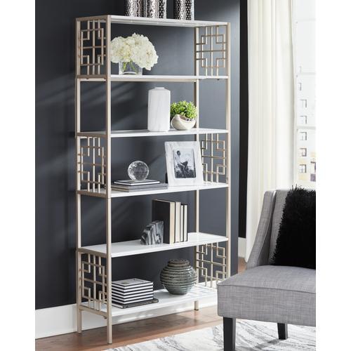 Signature Design By Ashley - Glenstone Bookcase