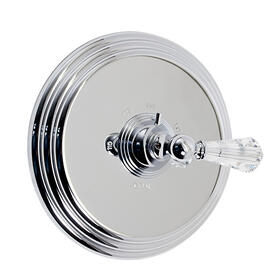Asbury - Thermostatic Mixing Valve Trim - Polished Chrome