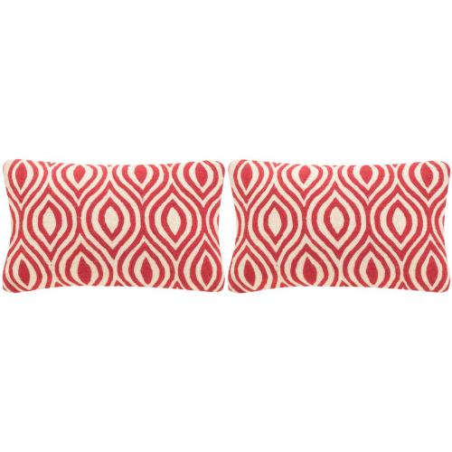 Product Image - Metis Pillow - Red