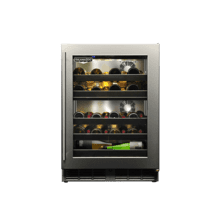 See Details - Signature 24-inch Dual-zone Outdoor Wine Chiller
