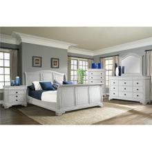 Cameron White Bedroom