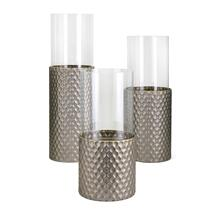 Leila Candleholders - Set of 3