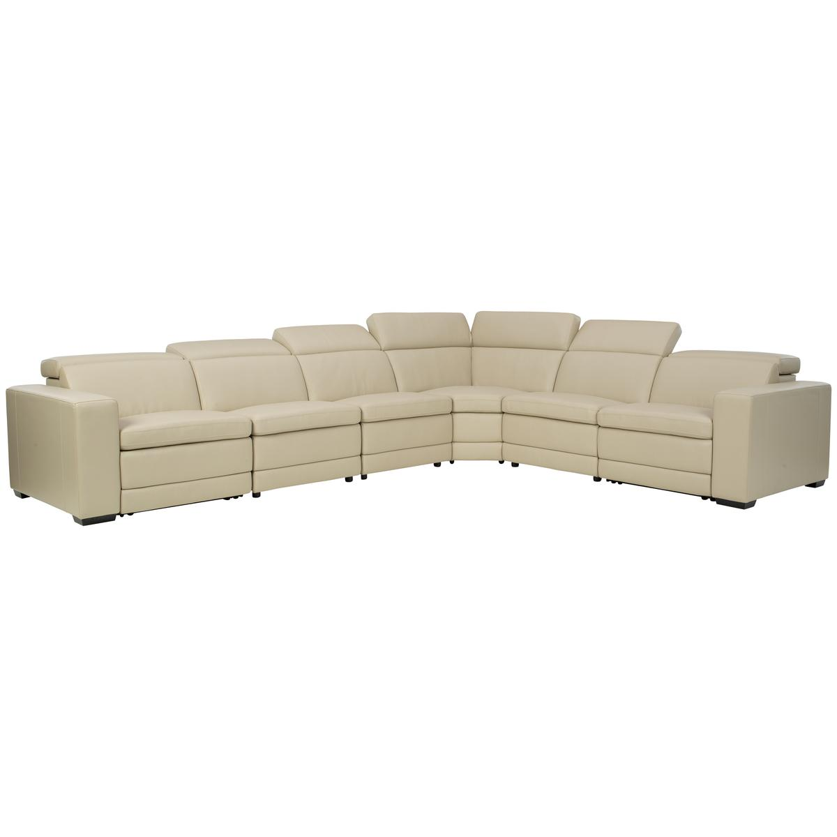See Details - Texline 7-piece Power Reclining Sectional