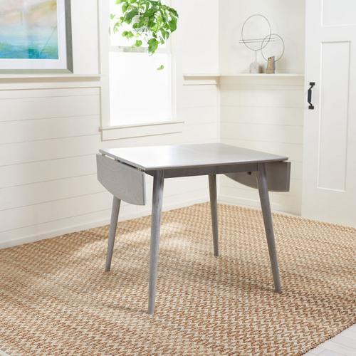 Kaylee Extension Dining Table - Dark Grey