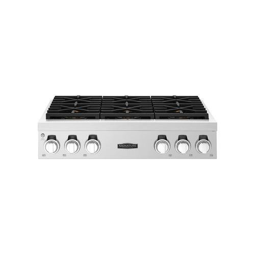 Signature Kitchen Suite - 36-inch Pro Rangetop with 6 Burners