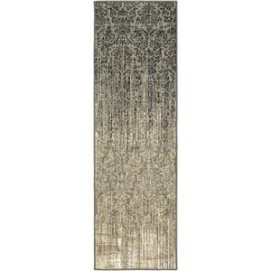 """Titanium Tiberio Gray 5' 3""""x7' 10"""""""