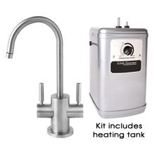 """Product Image - The """"Little Gourmet""""® Instant HOT and COLD Water Dispenser Kits"""
