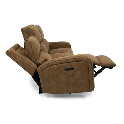 Nirvana Power Reclining with Power Headrests