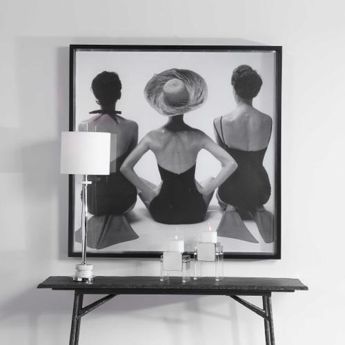 Ladies' Swimwear, 1959 Framed Print