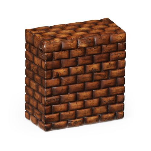 """Tall """"Block"""" box"""