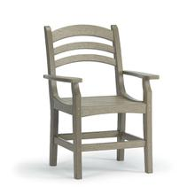 See Details - Avanti Dining Captain's Chair
