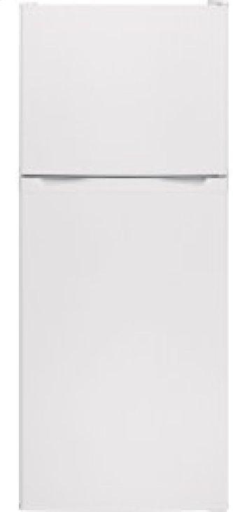 MPE12FGKLWW - White Moffat 11.55 Cu. Ft. Top-Freezer No-Frost Refrigerator