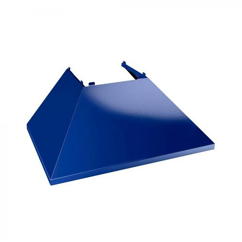 "ZLINE 42"" Colored Range Hood Shell (8654-SH-42) - Shell Only [Color: DuraSnow® Stainless Steel]"