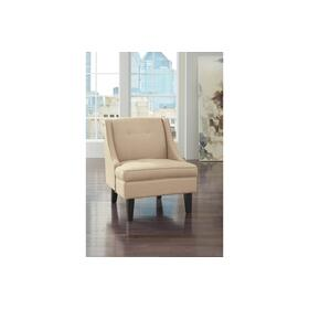 Clarinda Accent Chair Cream
