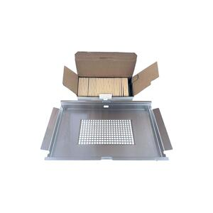ThermadorCeramic Briquettes & Tray PABRICKBKW