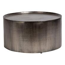 Rotonde Nickel Coffee Table, RJS50275-NK