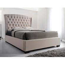 Kaitlyn King Platfm Bed Fb+slats