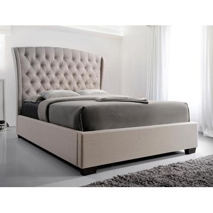 See Details - Kaitlyn King Platfm Bed Fb+slats