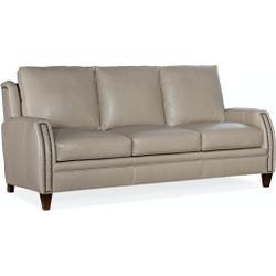 Bradington Young Lockhart Stationary Sofa 8-Way Hand Tie 610-95