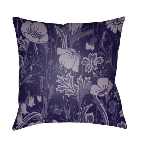 """Chinoiserie Floral CF-034 18""""H x 18""""W"""