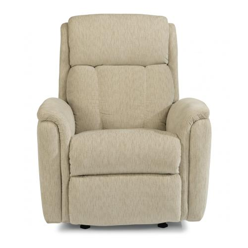 Luna Power Rocking Recliner with Power Headrest