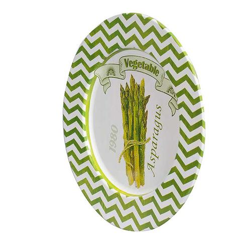 S/4 Abington Asparagus Plates