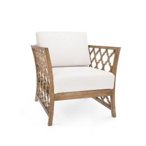 Bungalow 5  Parkan Club Chair, Driftwood