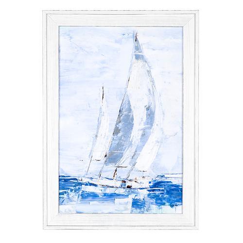 Crestview Collections - Blue Sails 2