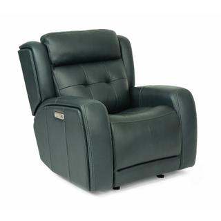 See Details - Grant Power Gliding Recliner with Power Headrest