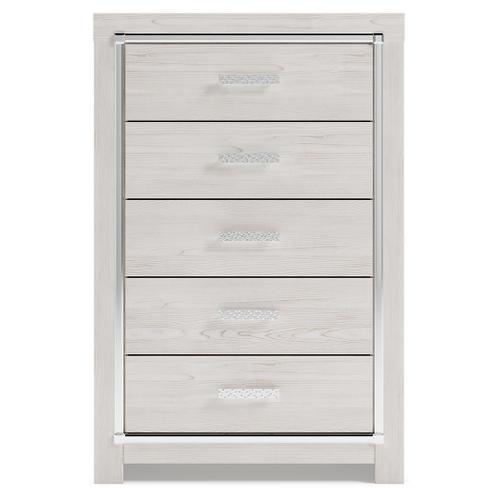Signature Design By Ashley - Altyra Chest of Drawers