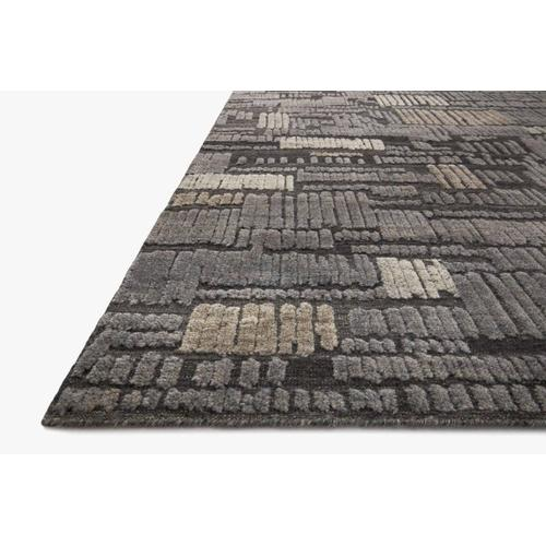 NAO-04 Charcoal / Granite Rug