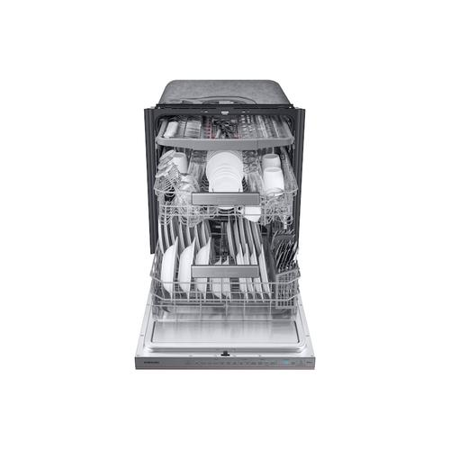 Smart Linear Wash 39dBA Dishwasher in Tuscan Stainless Steel