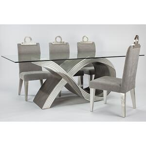 "Artmax - Chair Per Pair 22x23x45""ea"