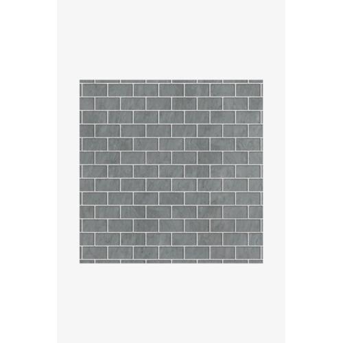 Luminaire 2cm x 4cm Staggered Mosaic in Athens Grey