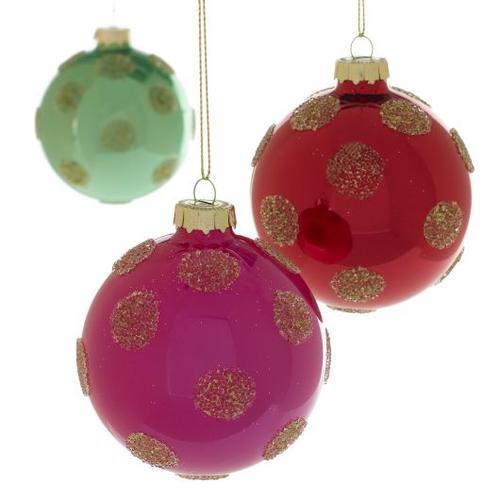 Accent Decor - Dots Ornament