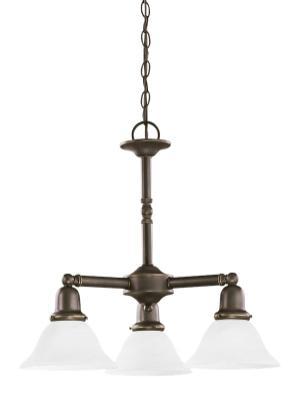 Three Light Chandelier Product Image