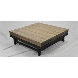 6 Plank Coffee Table