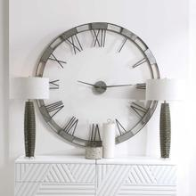 See Details - Alistair Wall Clock