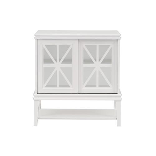 Natalia Cabinet, White