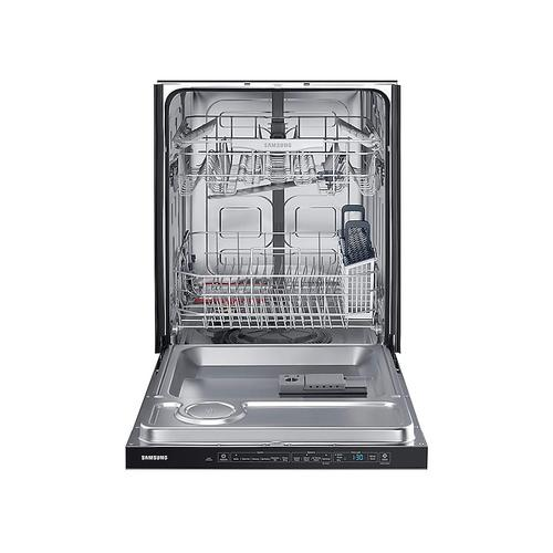 StormWash Dishwasher with Top Controls in Black