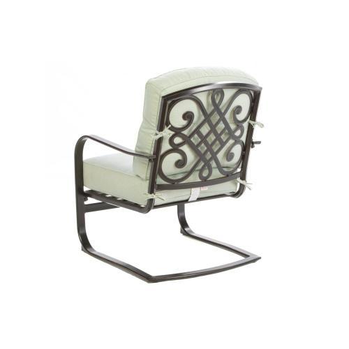 Barcelona Deep Seating Spring Lounge Chair