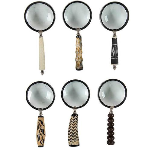 S/6 Meryl Magnifying Glass
