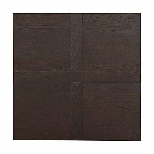 "Bassett Furniture - Salem Oak 46"" Square Cocktail"