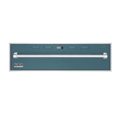 "Iridescent Blue 36"" Professional Warming Drawer - VEWD (36"" wide)"