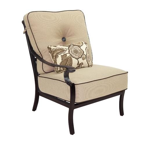 Castelle - Monterey High Back Sectional Right Arm Lounge Chair