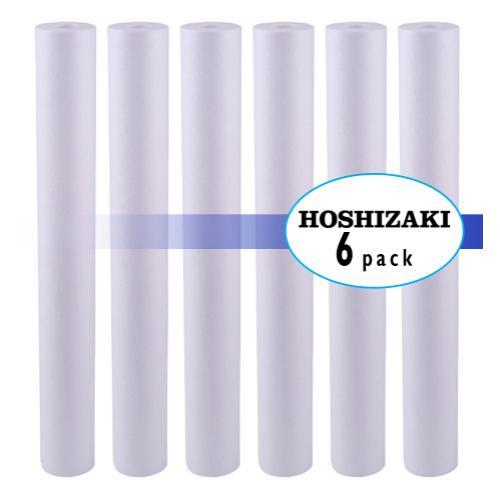 Hoshizaki - 9534-26, E-20 Prefilter Cartridges - 6 Pack