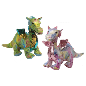 Shimmery Dragons (6 pc. ppk.)